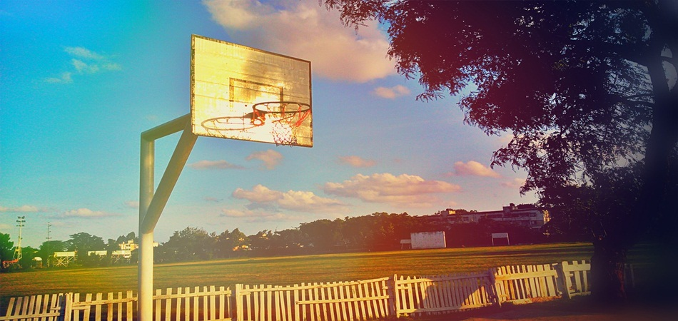 Backyard Basketball Court Guide