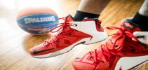 perfect basketball shoe